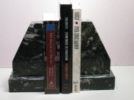 Orthoceras Bookends